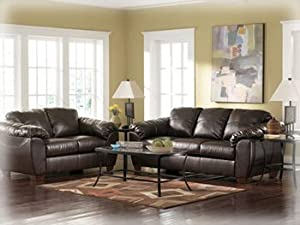 Amazon Sofa and Loveseat by Ashley Furniture