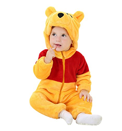 Baby-Cosplay-Animal-Romper-Animal-Onesie-sleepwear-toddler-Romper
