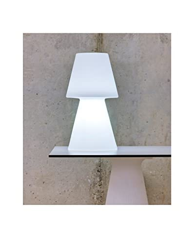 Artkalia Ela XS Wired LED Table Lamp, White Opaque As You See