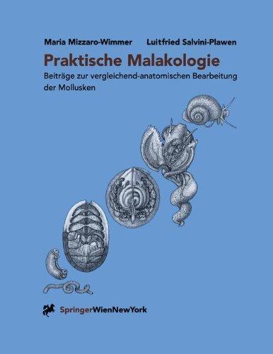 Praktische Malakologie: Beiträge zur vergleichend-anatomischen Bearbeitung der Mollusken: Caudofoveata bis Gastropoda _ *Streptoneura* (German Edition)
