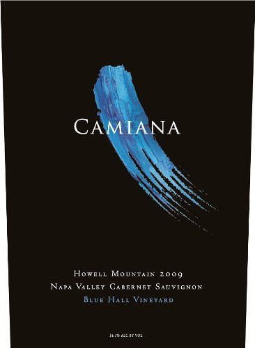 2009 Blue Hall Vineyard Camiana Cabernet Sauvignon 750 Ml