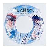 Key(キー) CLANNAD(クラナド) 浮き輪(ウキワ) 90cm 坂上智代×藤林杏 [おもちゃ&ホビー]
