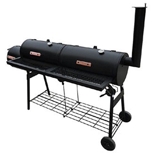 vidaXL Smokers Grill Wisconsin Barbecue