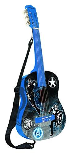 lexibook-k2000av-78-cm-avengers-junior-acoustic-guitar