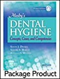 img - for [(Mosby's Dental Hygiene: AND Study Guide: Concepts, Cases, and Competencies)] [Author: Susan J. Daniel] published on (February, 2008) book / textbook / text book