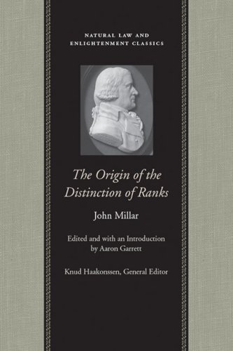 Origin of the Distinction of Ranks, The (Natural Law Paper)