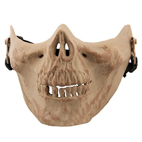 Sharkly New Ghosts Balaclava Motorcycle Cycling Cosply Costume Skull Skeleton Mask - 12 Styles