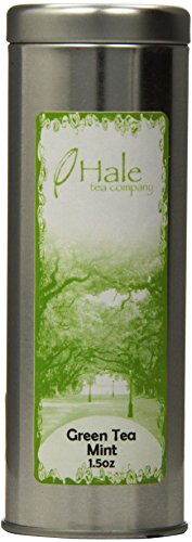 Hale Tea Green Tea, Mint, 1.5-Ounce