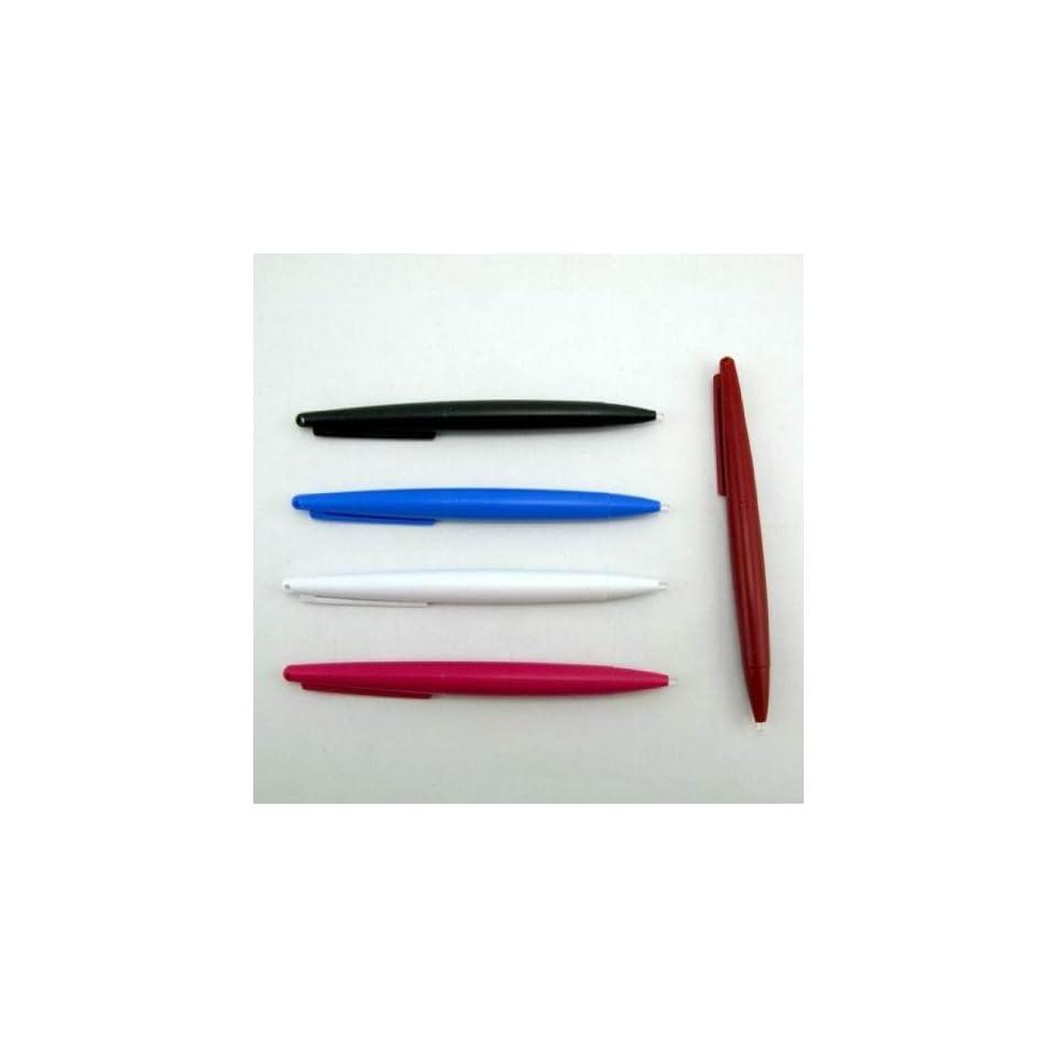 Cet 10320103 Blue Nintendo Dsi, Dsi Ll & Xl Compatible Replacement Stylus Pens Colors Blue