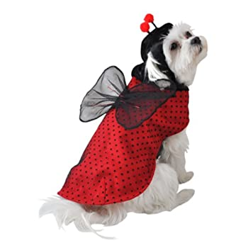 Anit Accessories Ladybug Dog Costume, 8-Inch coupons 2015