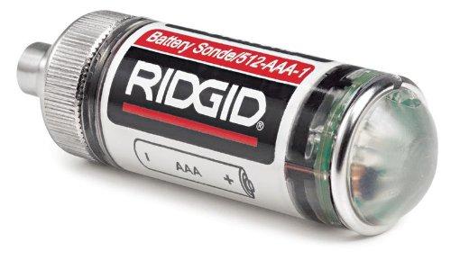 RIDGID 16728 Remote Transmitter (512 Hertz Sonde) for Underground Pipe Location (Ridgid Locator compare prices)
