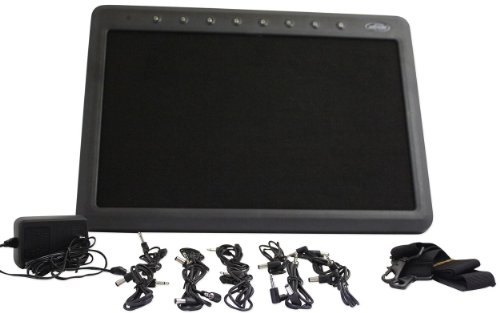 SKB 1SKB-PS-8PRO 9VDC Power 8-Port Powered Pedalboard with Soft Case (Skb Pedal Board compare prices)