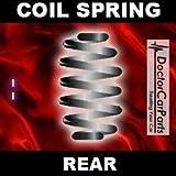 Coil Spring Rear - RENAULT CLIO Mk2 1.5 Diesel 98>06