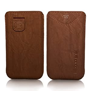 Snugg Leather Cover Case