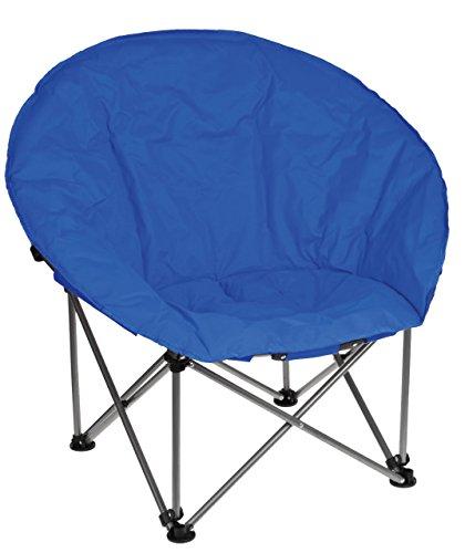 Moon-Chair-blau-faltbarer-Campingstuhl-gemtlich-bequem-Gartenstuhl-Balkon-Loungesessel-Sessel