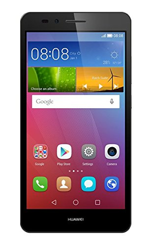 Huawei SIMフリースマートフォン GR5 16GB (Android 5.1/オクタコア/5.5inch/micro SIM) グレイ KII-L22-GREY SIMSET [OCN モバイル ONE micro SIM付]