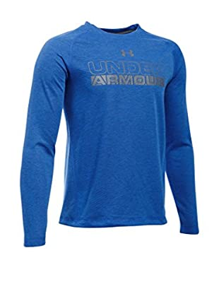 Under Armour Camiseta Manga Larga Infrared Ls (Azul Eléctrico)