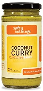 Spicy Nothings Coconut Curry Korma by Spicy Nothings