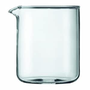 Bodum Replacement Glass, 2-Cup 17-Ounce Spare Glass