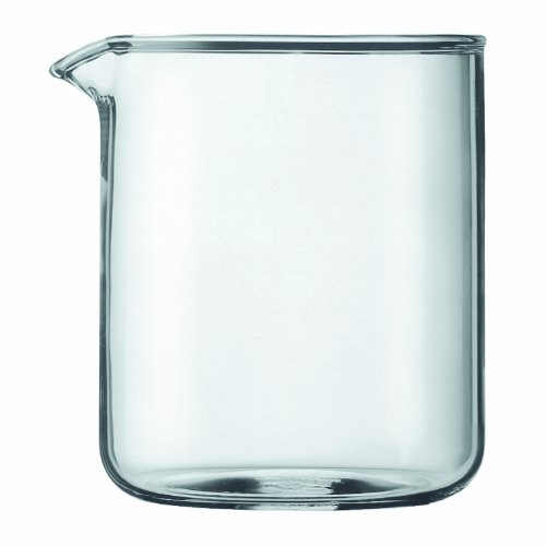 Bodum Spare Glass Carafe for French Press Coffee
