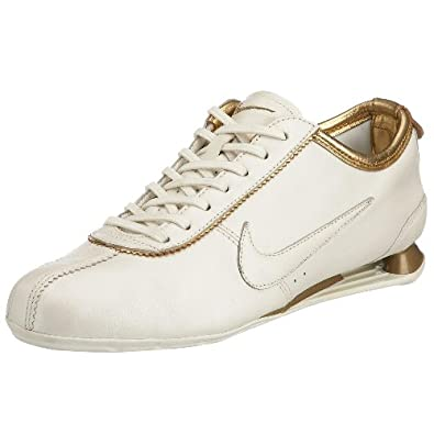 ladies nike shox trainers