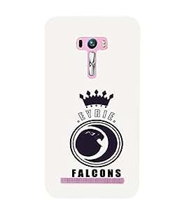 EPICCASE EYRIE Falcons Mobile Back Case Cover For Asus Zenfone Selfie (Designer Case)