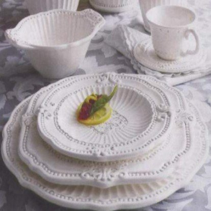 Buy Baroque 20-pc. Set – White