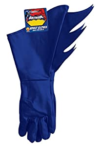 Rubie's Costume Co Men's Batman The Brave and The Bold Adult Costume Gloves from Rubies Costumes - Apparel