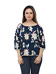 Bfly Trendy Printed Cotton Top