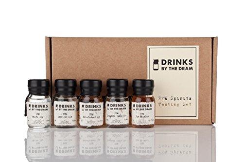 FEW Spirits discount duty free FEW Spirits Tasting Set (5 x 3cl)