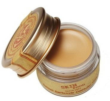 SKINFOOD Salmon Darkcircle Concealer Cream #1 Blooming Light Beige (Whitening Care) 10g