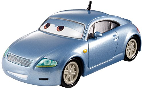 Disney/Pixar Cars, Allinol Blowout Die-Cast Vehicle, Jonathan Shiftko #9/9, 1:55 Scale