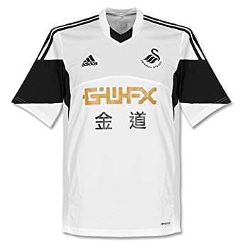 Swansea City FC Home Shirt 2013/14 (Adult Small)
