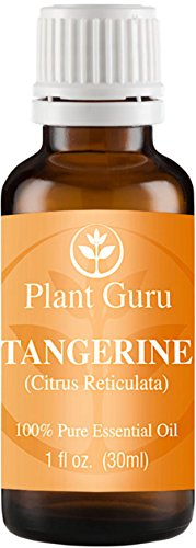 Tangerine Essential Oil. 30 ml (1 oz) 100% Pure, Undiluted, Therapeutic Grade.