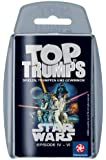Winning Moves - *****Star Wars IV-VI Top Trumps *ALLEMAND*
