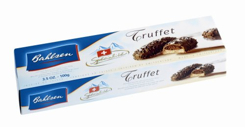 Buy Bahlsen Truffet, 3.5-Ounce Boxes (Pack of 12) (Bahlsen, Health & Personal Care, Products, Food & Snacks, Snacks Cookies & Candy, Cookies, Chocolate Cookies)