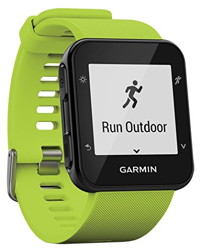 Garmin Forerunner 35, color lima