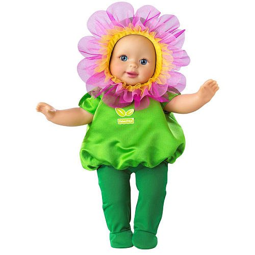 Little Mommy Sweet As Me Garden Party Flower Baby Doll