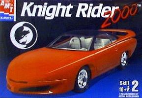 AMT Knight Rider 2000 Plastic Model Kit
