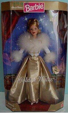 Golden Waltz Barbie - Buy Golden Waltz Barbie - Purchase Golden Waltz Barbie (Barbie, Toys & Games,Categories,Dolls,Fashion Dolls)