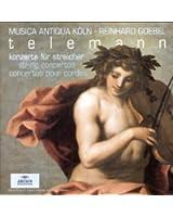 Telemann : Concertos pour cordes
