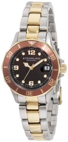 Stuhrling Original Women's 157.1122359 Lifestyle' Clipper' Swiss Diver Watch