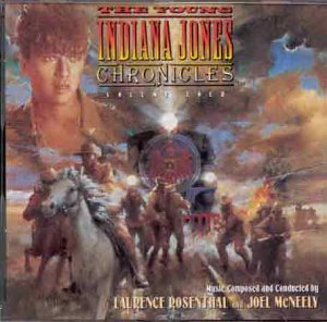 The Young Indiana Jones Chronicles Vol 4 Soundtrack