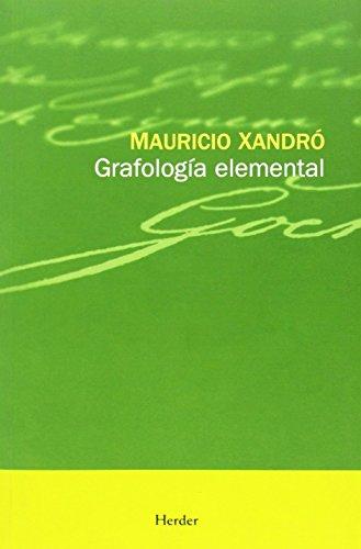 grafologia-elemental-de-mauricio-xandro-5-feb-2013-tapa-blanda