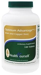 Douglas Laboratories - Basic Preventive 2 (FE&CU free), 180 tabs