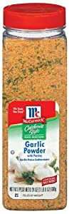 McCormick California Garlic Powder, 24-Ounce