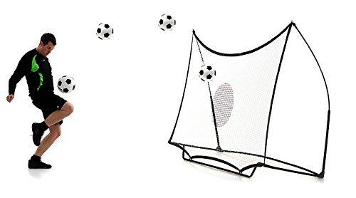 QUICKPLAY Spot Rebounder Rete da Allenamento Multi-Sport 2.1m x 2.1m