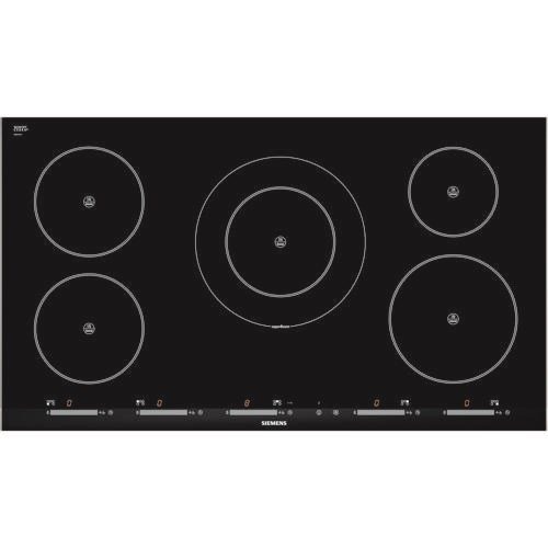 SIEMENS EH975SK11E iQ500 90cm Touch Control Induction Electric Hob in Stainless steel