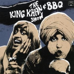 KING KHAN - WHAT'S FOR DINNER - LP