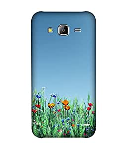 Samsung Galaxy J5 2016 Designer / Printed Back Cover -(nature)